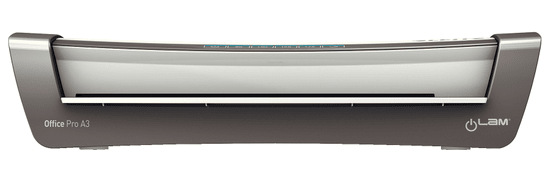 Leitz laminator iLam Office Pro A3, sivo bijeli