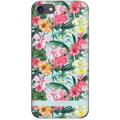 SO SEVEN Hawai Case Flamingo Kryt pro iPhone 6/6S/7/8 SSBKC0056