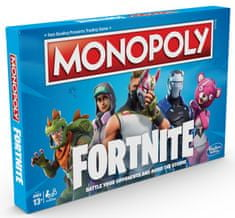 Hasbro Monopoly Fortnite Anglická verze