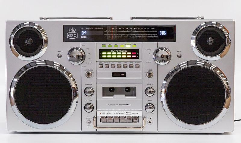 02f39ca4d Retro radia s bluetooth levně | Blesk zboží