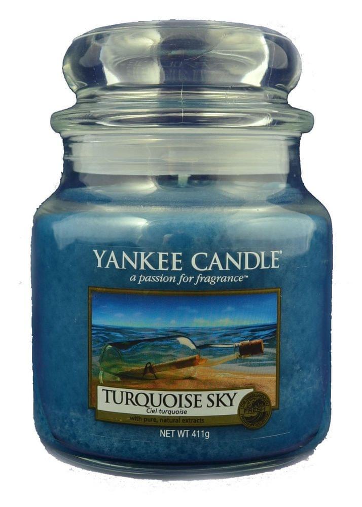 Yankee Candle Turquoise Sky Classic střední 411 g