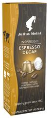 Julius Meinl Inspresso Espresso Decaf