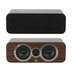 Q Acoustics centralni zvočnik 3090Ci, oreh