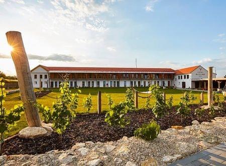 Poukaz Allegria - designový vinařský hotel v Mikulově