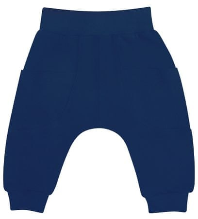 Nini deške hlače, 56, modre