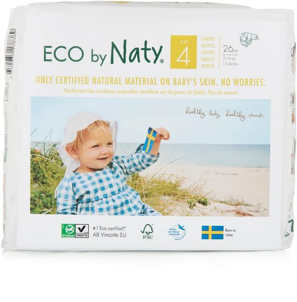 NATY Plenky Maxi 7 - 18 kg (26 ks)