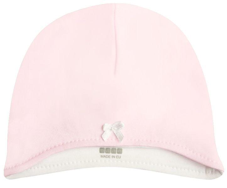 Nini dívčí čepice 44 růžová