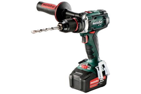 Metabo Akkus fúró BS 18 LTX Impuls Top Seller 2× 4,0 Ah, bőrönd