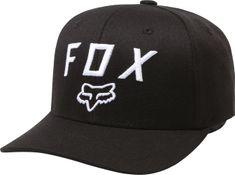 FOX pánska čierna snapback šiltovka Legacy Moth 110 Snapback