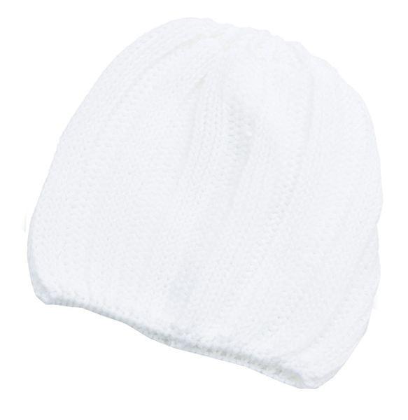 Capu Zimní čepice 1860-B White 970872a4c9