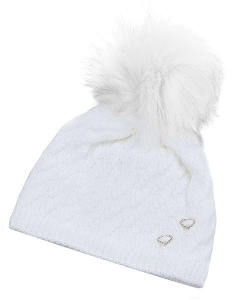 Capu Zimní čepice 647-C White