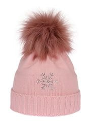 Capu Téli kalap 670-A Pink