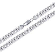 Brilio Silver Erőteljes láncfűrész 50 cm 471 086 00170 04 - 43.10 g ezüst 925/1000
