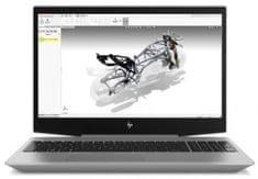 HP prenosnik ZBook 15v G5 i7-8750H/16GB/SSD512GB+1TB/P600/15,6FHD/FreeDOS (3JL52AV#70285589)