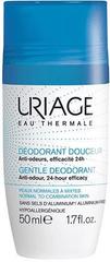 Uriage Finom golyós szagú dezodor (Gentle Deodorant) 50 ml