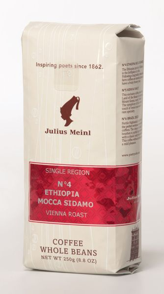 Julius Meinl Julius Meinl Single Region No. 4 Ethiopia Mocca Sidamo