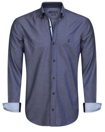 385dd70670b Tom Tailor pánská košile 20338560010 6811 Modrá L