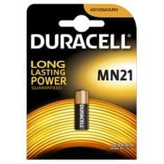 Duracell Alkalická baterie MN21 12V,  balení 1 ks (A23 / 23A / V23GA / LRV08 / 8LR932) 10PP040006