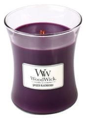Woodwick Illatgyertya Fűszeres szeder, 275 g