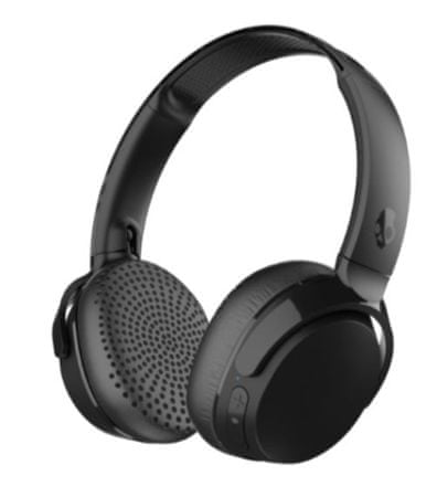 Skullcandy Riff Wireless On-Ear, fekete