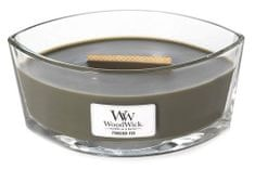Woodwick dišeča sveča Jelka, 453,6 g