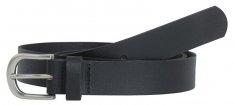 Pieces Női övFunda Leather Jeans Belt Noos Black