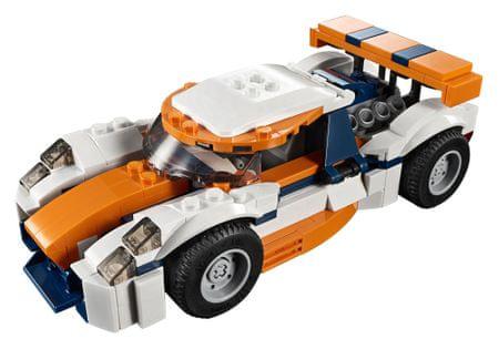 LEGO Creator 31089 Dirkalni model Sunset
