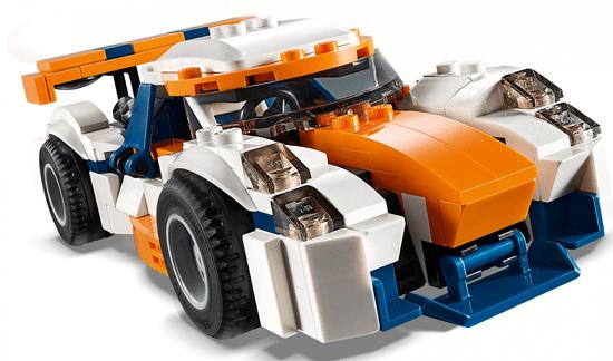 LEGO Creator 31089 Wyścigowy model Sunset