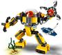 2 - LEGO Creator 31090 Podvodní robot
