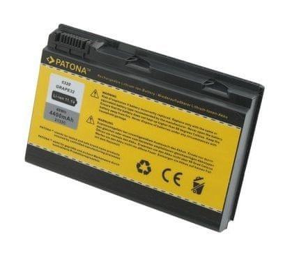 PATONA Akkumulátor az ACER EXTENSA 5220/5620 4400mAh Li-Ion 11,1V PT2133 notebook számára