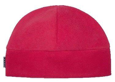 Brekka dívčí fleecová čepice 54 růžová