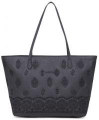 ad4345b5eb6 Desigual černá kabelka Bols Paola Capri Zipper