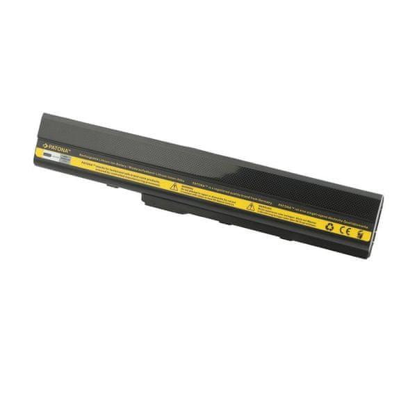 PATONA Baterie pro ntb ASUS A32-K52 4400 mAh 10,8V PT2175
