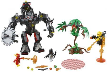 LEGO Super Heroes 76117 Souboj robota Batman in Poison Ivy