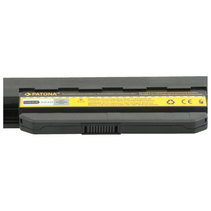 PATONA Baterie pro ntb ASUS A32-K53 4400mAh 11,1V PT2294 - zánovní