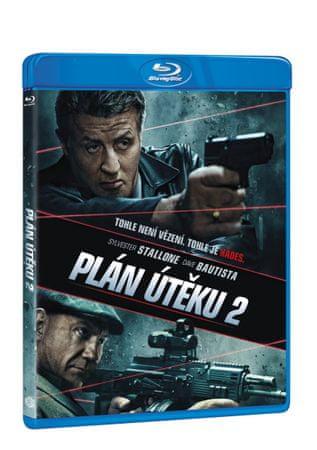 Plán útěku 2   - Blu-ray