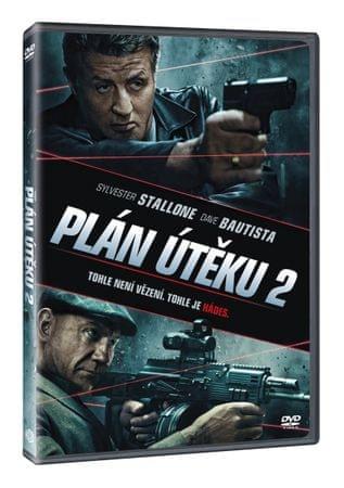 Plán útěku 2   - DVD