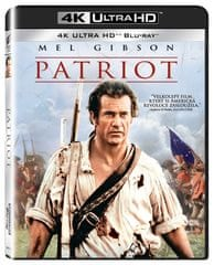 Patriot (2 disky) - Blu-ray + 4K ULTRA HD