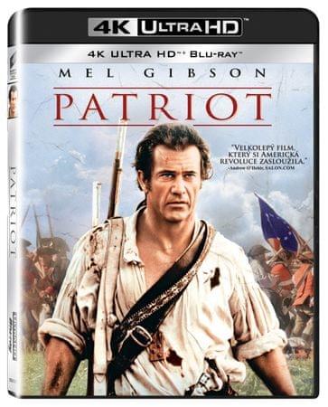 Patriot (2 disky) - Blu-ray + 4K ULTRA HD