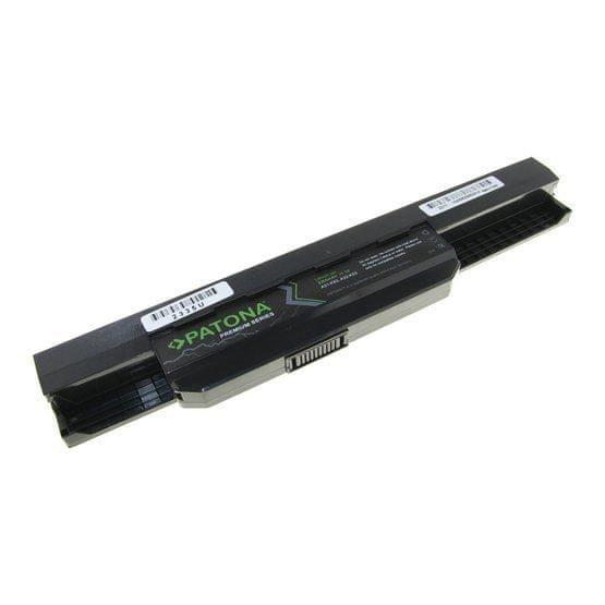 PATONA Baterie pro ntb ASUS A32-K53 5200mAh Li-Ion 11,1V PREMIUM PT2335