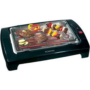BOMANN Elektromos asztali grill sütő