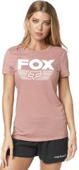 FOX dámske tričko Ascot Ss Crew Tee