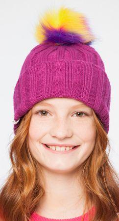 Brekka dekliška kapa Glacier Pon, 54, roza