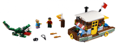 LEGO Creator 31093 Riečny hausbót