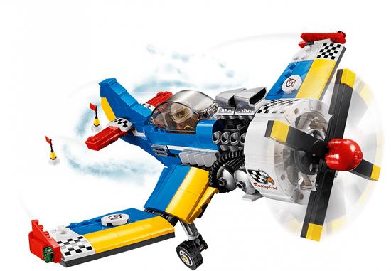LEGO Creator 31094 dirkalno letalo