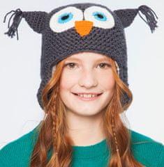 Brekka dječja kapa s motivom sove