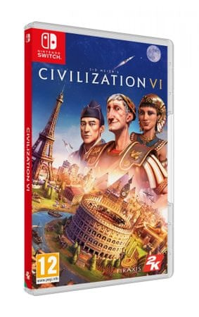 Take 2 igra Sid Meier's: Civilization VI (Switch)