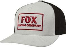 FOX pánska sivá trucker šiltovka Heater Snapback Hat
