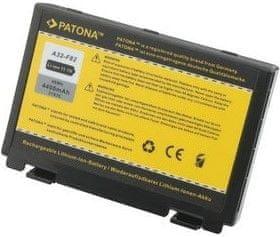 PATONA Baterie pro ntb ASUS K50ij 4400mAh 11,1V PT2163