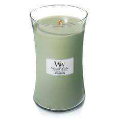 Woodwick Vonná svíčka Jabloňové dřevo 609,5 g